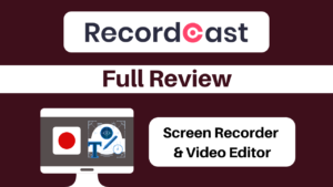 RecordCast Full Review